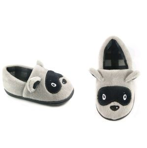 Other - Infant/Toddler Boy's Raccoon Slippers